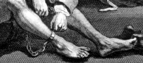 detail of Hogarth