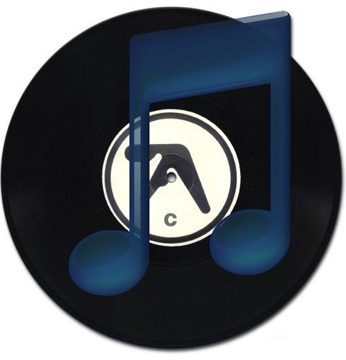 Aphex Twin iTunes icon