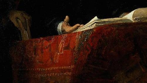 bit of Rembrandt